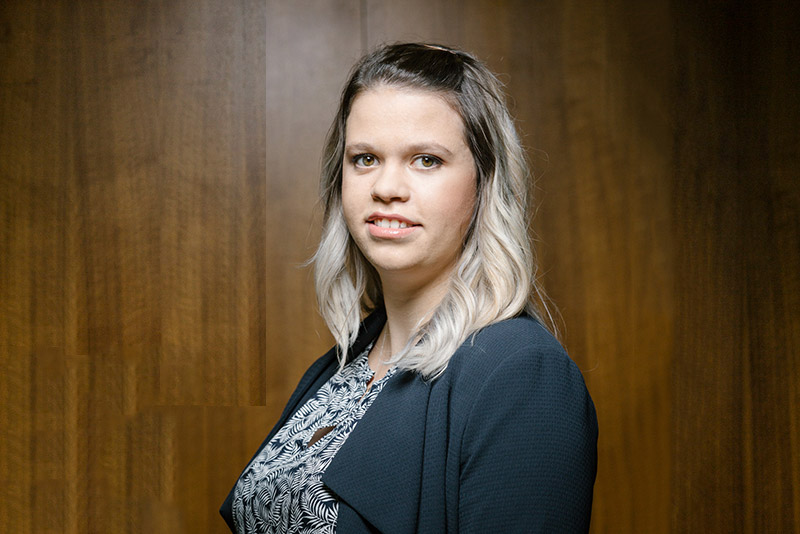 Sabrina Prokop (derzeit in Karenz)